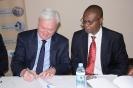 The signing of a Memorandum of Understanding (MoU) between UIBFS and CISI